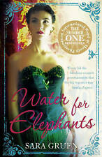 Water for Elephants: A Novel, By Sara Gruen,in Used but Acceptable condition