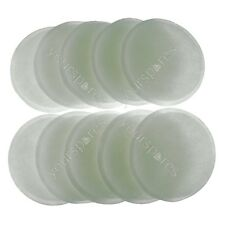 10 x Vacuum Cleaner Hoover Post Motor Filter Pads Fit Dyson DC07 DC14 DC19 DC20