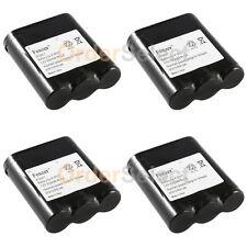 4x Cordless Phone Battery for Panasonic KX-TGA270 KX-TGA270S KX-TGA2730 Type 24