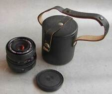 MC Flektogon 2.4/35mm Carl Zeiss Jena lens for M42 Zenit Pentax M Praktica EXC!