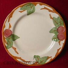 "FRANCISCAN china APPLE set of 2 Dinner Plates 10-3/4"" NEW design, Made in China"