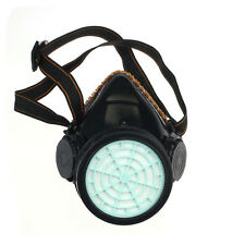 Single Protection Survival Paint Safety Filter Respirator PVC Dust Proof Mask