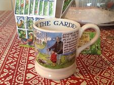 Emma Bridgewater  Year In The Country Gardener 1/2pt Mug  New  Best DISCONT