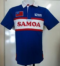 SAMOA RWC 2015 S/S RUGBY JERSEY BY CANTERBURY SIZE XL BRAND NEW WITH TAGS