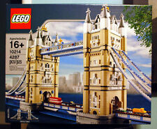 LEGO 10214 Creator London Tower Bridge Brand New MISB Sealed Unopened