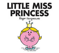 NEW (34)  LITTLE MISS PRINCESS ( BUY 5 GET 1 FREE book )  Mr Men