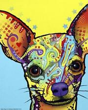 New! Chihuahua I by Dean Russo Dog Animal Art Wall Print Home Pet Decor 738664
