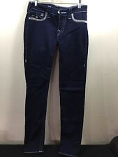 Woman's True Religion detailed back pocket jeans