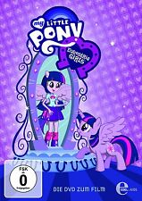 DVD *  MY LITTLE PONY - EQUESTRIA GIRLS  # NEU OVP &