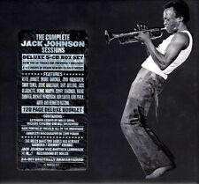 MILES DAVIS - THE COMPLETE JACK JOHNSON SESSION [SHORT CD BOX SET] BRAND NEW