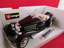 Burago - Mercedes Benz 500K Roadster (1936) 1.20  Mint & Boxed - Fast Postage