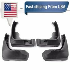 OE Front Rear 4 Pcs Fender Splash Mud Guards Flaps For 07-11 Toyota Camry