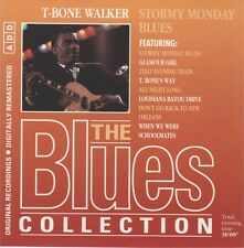 T-BONE WALKER - Stormy Monday blues- CD (12 tracks - The Blues Collection No.16)