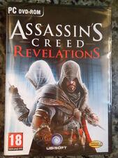 Assassin´s Creed Revelations PC Nuevo precintado Aventura en castellano