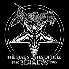 Seven Gates Of Hell: Singles - Venom (2016, CD NEUF)
