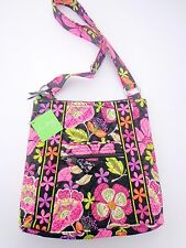 NWT VERA BRADLEY LARGE HIPSTER PIROUETTE PINK