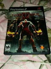 God of War 2 Two disc set for PS2