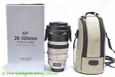 *Excellent* Canon EF 28-300mm F/3.5-5.6 L IS USM Lens - 6 Month Warranty