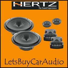 "HERTZ ESK165.5 (16.5CM) 6.5"" COMPONENT 300 WATT 2 WAY DOOR / SHELF SPEAKER"