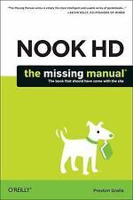NOOK HD: The Missing Manual, Gralla, Preston, New Book