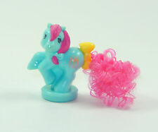 151 My Little Pony ~*Ponytail Petite Blue Dark Pink Earth BEAUTIFUL!*~