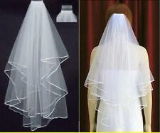 Quality Wedding Veil White For Hens Night Costume Party Stage Shows Wedding
