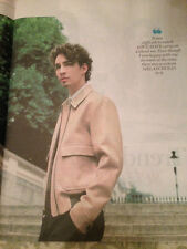 The Messengers ROBERT SHEEHAN PHOTO INTERVIEW JULY 2015