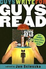 Guys write for Guys read-ExLibrary