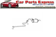 NISSAN MICRA 1.0 1993 - 1999 CENTRE AND REAR EXHAUST SYSTEM + GASKETS