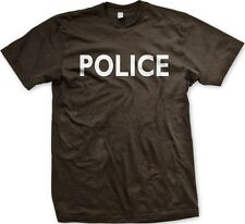 Police Halloween Costume Security Humor Funny Joke Meme Internet Mens T-shirt