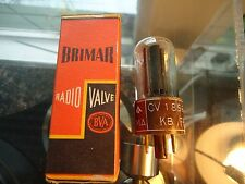 BRIMAR 5Z4GT CV1853 GZ30 BRITISH MILITARY OLD STOCK TESTED VINTAGE VALVE TUBE