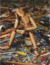 "*Postcard-""The Wooden Man"" ...Classic-"