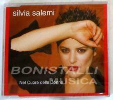 SILVIA SALEMI - NEL CUORE DELLE DONNE - CD Singolo Sigillato