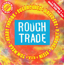 Compilation CD + Mini CD Rough Trade - Music For The 90's - Volume 4 - LTD - Ger