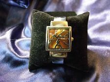 Woman's Trendz Cuff Watch  **Nice** B6-370