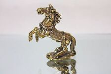 Miniature Figurine Brass Horse Animal Metalwork #22