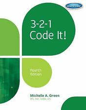 3,2,1 Code It! by Michelle A. Green (2013, Paperback)