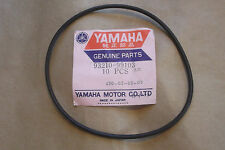 YAMAHA RT2MX SC500 TY80 YZ125 GENUINE FRONT FORK No PLATE O-RING - # 93210-99103