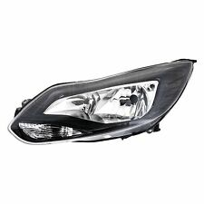 Headlight for Ford Focus III 2011 - 2014: LEFT with Motor HELLA 1LA 354 994-071