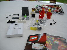 Lego Ferrari Team Team Pit Crew (30196)  Limited Edition Shell Promo
