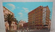 BATTIPAGLIA PIAZZA CONFORTI Vecchia foto cartolina fotografia CILENTO PANORAMA