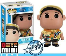 FUNKO POP DISNEY PIXAR UP RUSSELL #60 3205 VINYL TOY FIGURE