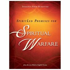 SpiritLed Promises for Spiritual Warfare: Insights from Scripture from the New M