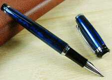 BAOER 508 Roller Ball Pen Flash Magic Blue Color
