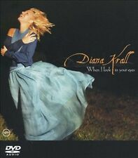 When I Look in Your Eyes [DVD Audio Bonus Track] by Diana Krall (CD,...