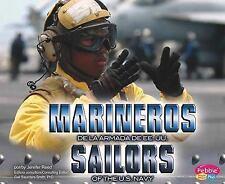 Marineros de la Armada de EE.UU./Sailors of the U.S. Navy (Gente de la-ExLibrary