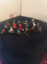 Playmobil Knight Castle Lot Medieval 4502, 4505, 4524, 4534, 4582, 4567, 4602 +