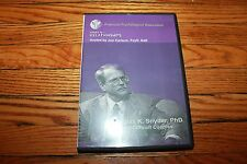Treating Difficult Couple DVD Series IV Relationships- APA Psychotherapy Videos