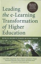Online Learning: Leading the e-Learning Transformation in Higher Education...