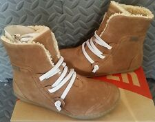 NEW Camper Peu Cami 46477 Women's Fashion Sneakers Boots Sherpa Lining Size 6/36